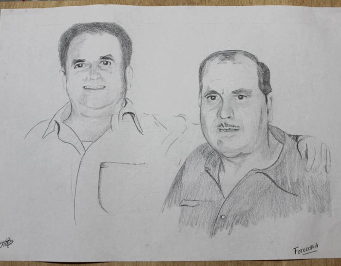 Retrato Abuelos
